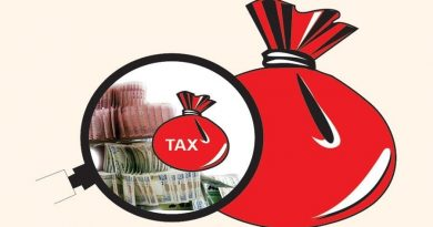 Tax receipts rise minimally in July-Oct