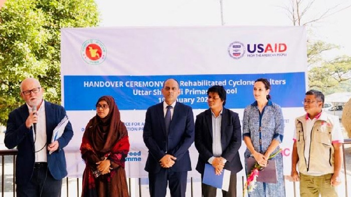 USAID, KSRelief to co-fund WFP project in Cox's Bazar – National – observerbd.com