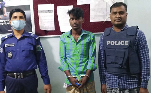Youth held with Yaba in Naogaon  – Countryside – observerbd.com