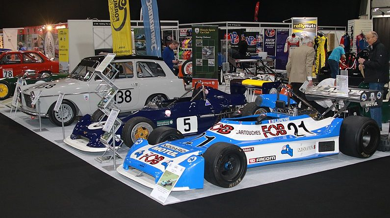 Historics motorsport show Race Retro postponed due to COVID-19 - Historics