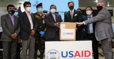 COVID-19: US provides 100 ventilators to Bangladesh  – National – observerbd.com