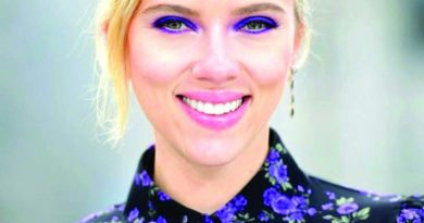 Scarlett Johansson on 'Instant Parent' | The Asian Age Online, Bangladesh