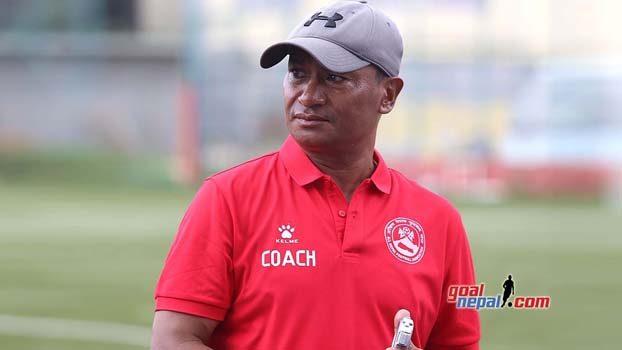 Nepal coach aims  to fight back