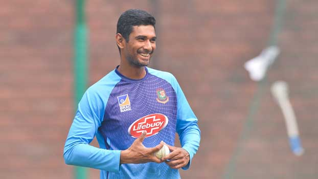 Riyad recovers from Covid,  elected Khulna's skipper