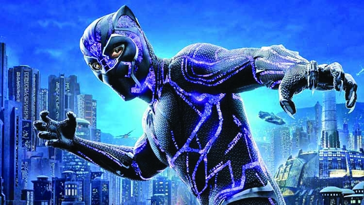 Marvel to bring 'Black Panther' comic back after almost a year | The Asian Age Online, Bangladesh