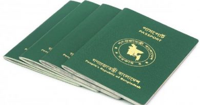 Govt to buy 40 lakh machine readable passport booklets