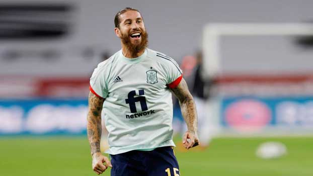 Ramos set to miss Inter Milan game