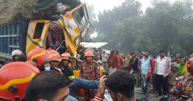 Two killed, 5 injured in Naogaon road accident – Countryside – observerbd.com