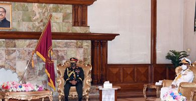 Armed Forces Day: 3 chiefs visit President in Bangabhaban – National – observerbd.com