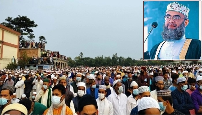 Golam Sarwar Sayeedi buried, thousands attend namaj-e-janaza – National – observerbd.com