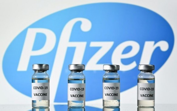 Pfizer/BioNTech file for emergency approval for virus vaccine