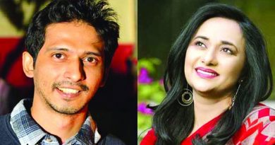 Sushmita, Arnab work on Nazrul song | The Asian Age Online, Bangladesh