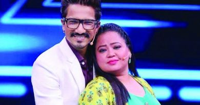 Comedian Bharti, her husband arrested for cannabis possession | The Asian Age Online, Bangladesh