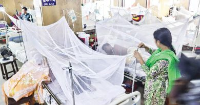 16 new dengue cases recorded in 24 hrs – National – observerbd.com