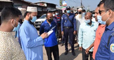 9 fined in Bhola's Lalmohan for not wearing face masks – Countryside – observerbd.com