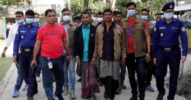 9 suspected pirates arrested in Barguna – Countryside – observerbd.com
