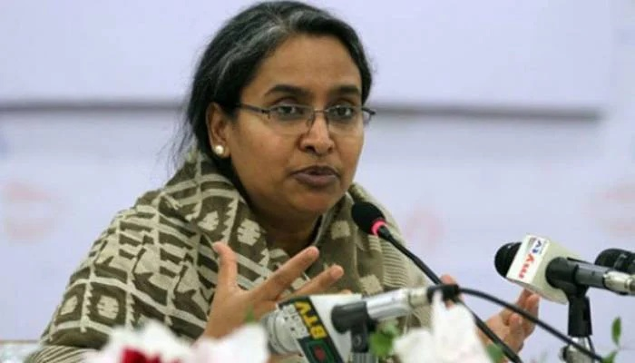 Dipu Moni to brief media Wednesday on school admission test  –  Education – observerbd.com