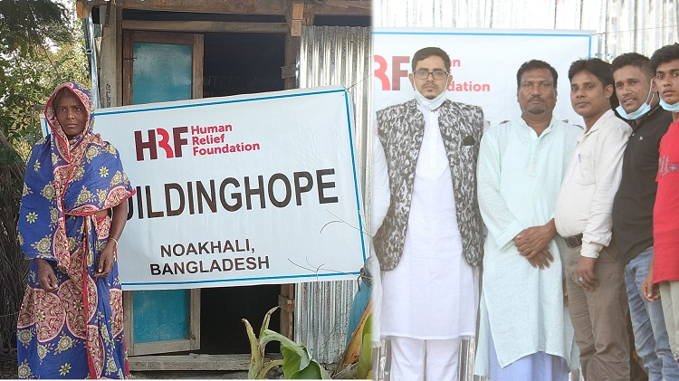 4 families get houses in Noakhali  – Countryside – observerbd.com