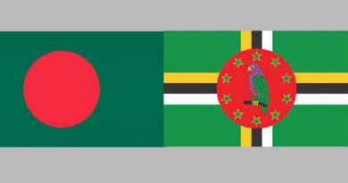 Bangladesh establishes diplomatic ties with Dominica – National – observerbd.com