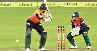 Shakib fails to shine on return