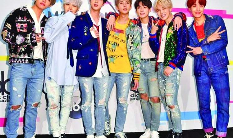 BTS snags first ever Grammy nomination for a K-Pop band | The Asian Age Online, Bangladesh