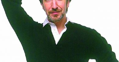 Alan Rickman's diaries will be published as a book | The Asian Age Online, Bangladesh