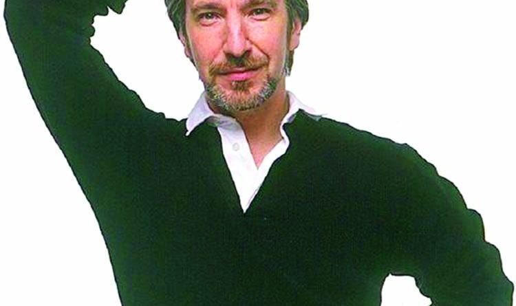 Alan Rickman's diaries will be published as a book   The Asian Age Online, Bangladesh