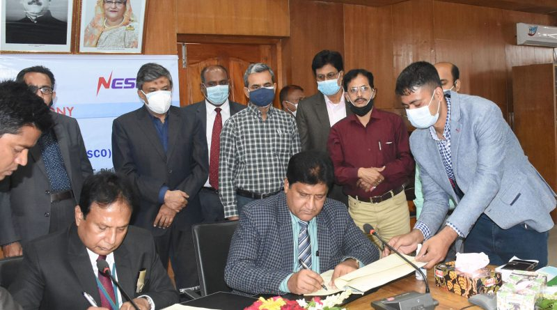 Mercantile Bank, Northern Electricity Supply sign agreement – Business – observerbd.com