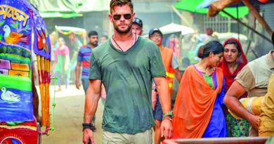 Chris Hemsworth excited for 'Extraction' sequel | The Asian Age Online, Bangladesh