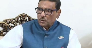 Govt takes all-out preparation to get vaccine quickly: Quader – National – observerbd.com