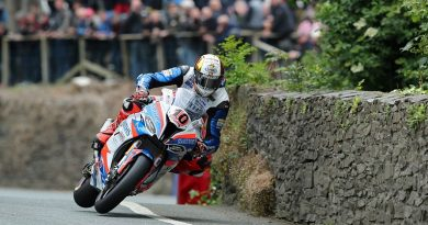 """Hickman """"surprised"""" Isle of Man TT cancellation call came so early - TT"""
