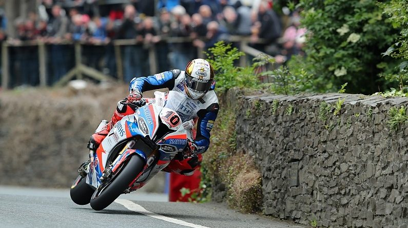 "Hickman ""surprised"" Isle of Man TT cancellation call came so early - TT"