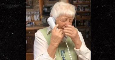 86-year-old Woman Cries Over Biden Win, I Get to Keep My Medicare