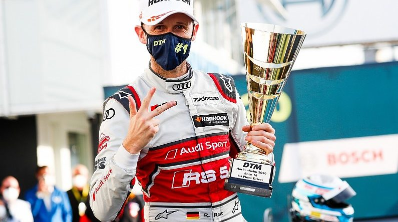 Rast will become a DTM legend - Rockenfeller - DTM