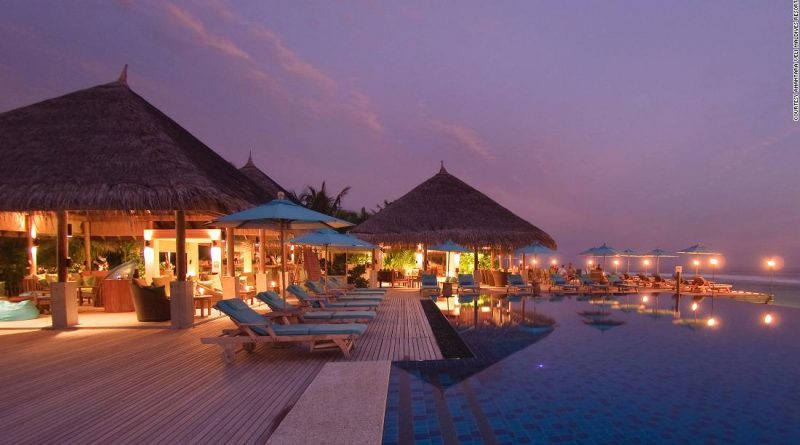 Maldives resort offers $30K 'all-you-can-stay' package