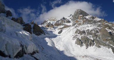 Muchu Chhish: The latest 'Everest' is a mountain you've probably never heard of