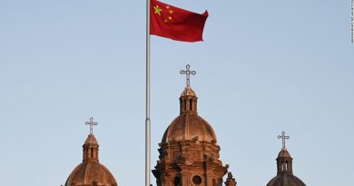 China mulls new rules on foreigners to 'prohibit religious extremism'