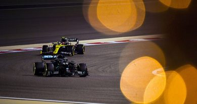 F1 start time: What time does the Bahrain Grand Prix start? - F1