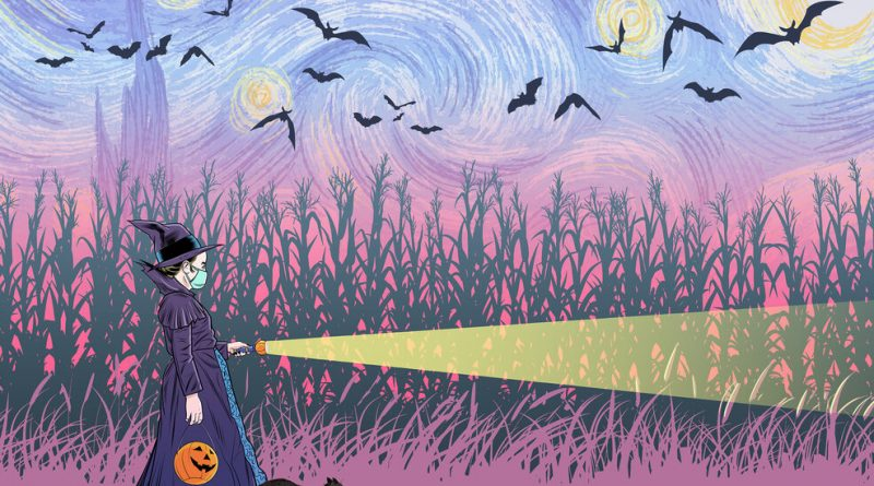 Halloween for Kids: Different This Year, but Still Delightful