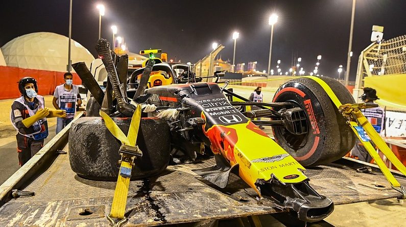 Albon surprised by lack of grip in Bahrain F1 practice crash - F1