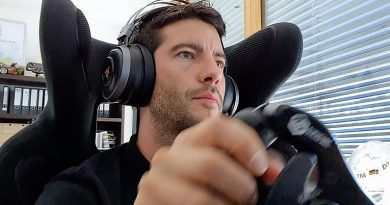 Mike Rockenfeller to launch new electric Esports championship World eX - Thinking Forward