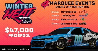 Motorsport Games announces new Winter Heat Series - Esports