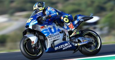 Mir's MotoGP Portugal qualifying day compromised by electronics issue - MotoGP