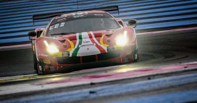 Paul Ricard GTWCE: AF Corse strategy gamble earns Endurance Cup title - GT