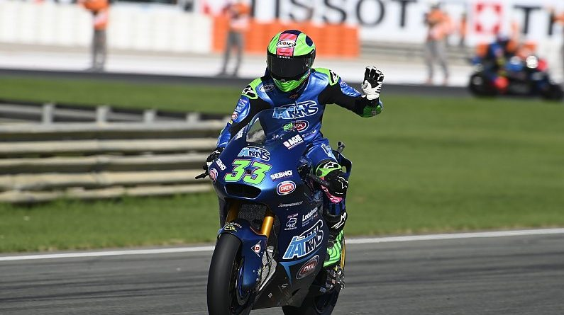 Moto2 Portugal: Bastianini crowned champion, Gardner takes maiden win - Moto2