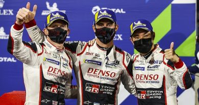 Bahrain WEC: Conway, Kobayashi and Lopez win to clinch final LMP1 title - WEC