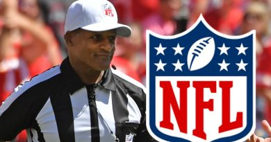 NFL Taps 1st All-Black Officiating Crew to Work 'Monday Night Football'
