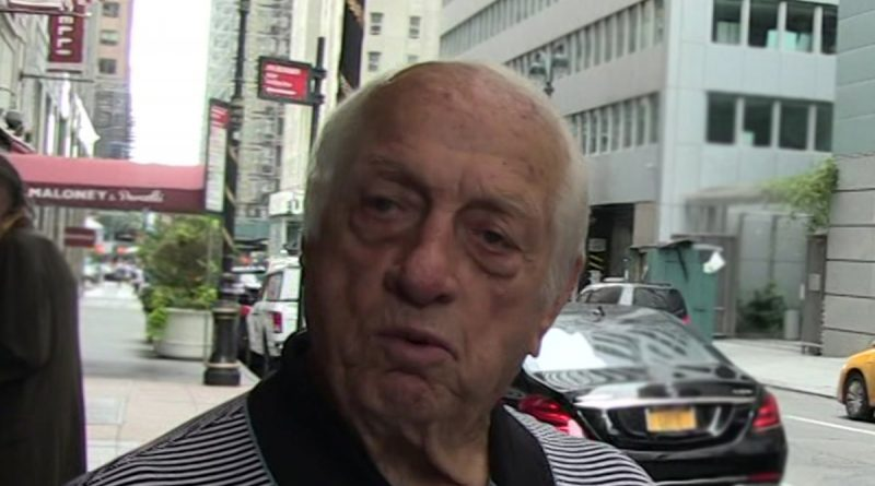 Tommy Lasorda Hospitalized in ICU with Heart Issues