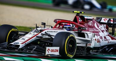 Giovinazzi watched past Imola starts to aid his early Emilia Romagna GP charge - F1
