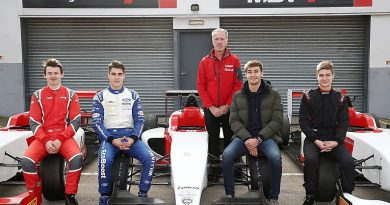 Lanan Racing withdraws from British F3 as Elite joins category - National